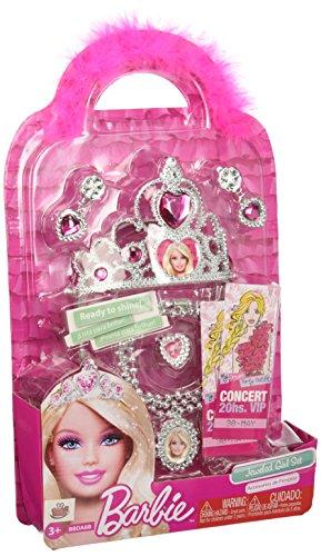 Mattel Barbie bbda8 – Kit de Bijoux pour Petite Fille