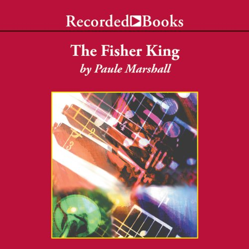 The Fisher King audiobook cover art