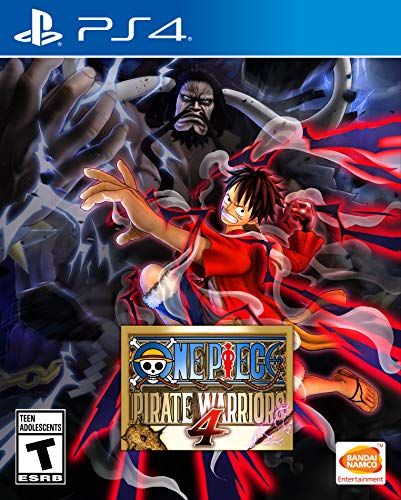 One Piece: Pirate Warriors 4 for PlayStation 4 [USA]