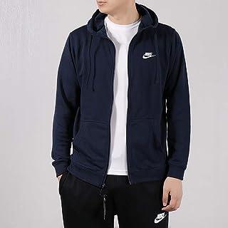 Nike 耐克男装外套 春季 连帽运动服透气休闲针织跑步修身学生夹克