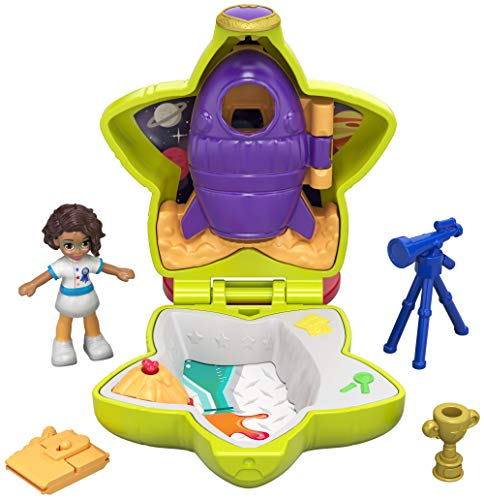 Polly Pocket GCN09 Mini-Schatulle Shani Rocket