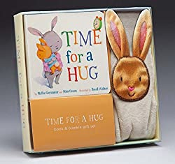 Gift ideas for a kid in the hospital cause it's always time for a hug.