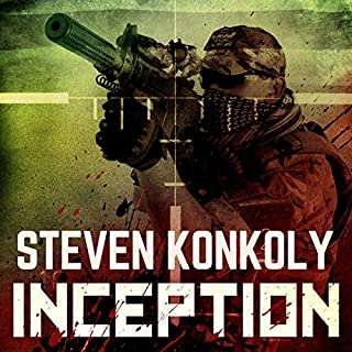 Inception     A Black Flagged Thriller Prequel              By:                                                                                                                                 Steven Konkoly                               Narrated by:                                                                                                                                 John Davis Farrell                      Length: 1 hr and 53 mins     Not rated yet     Overall 0.0