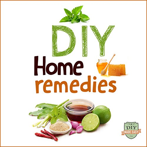 DIY Home Remedies cover art