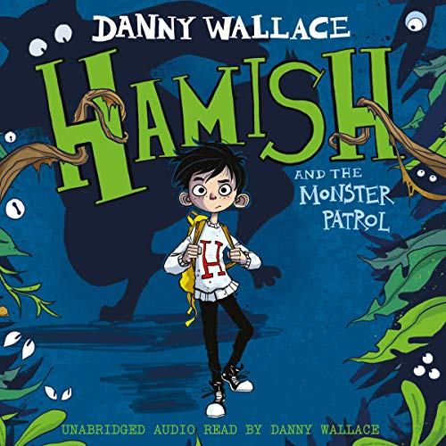 Hamish and the Monster Patrol cover art