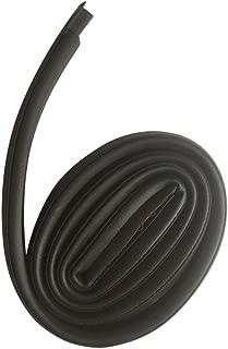 DEDC Car Door Seal Rubber Strip Wind Noise Reduction Kit, Door Seal Kit Rubber Weather Strip Sound Proof Door Strip for Tesla Model 3