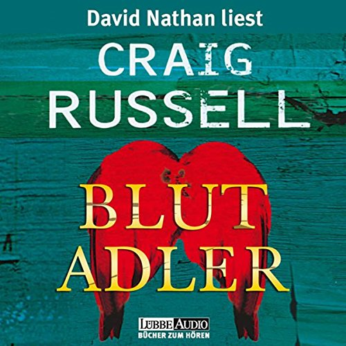 Blutadler audiobook cover art