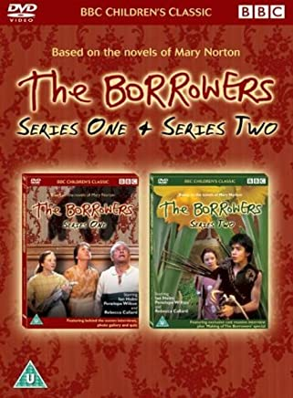 The Borrowers - Complete Series 1 & 2 Box Set [DVD] by Ian Holm