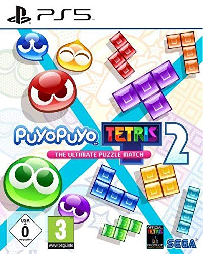 Puyo Puyo Tetris 2 (Playstation PS5)