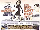 The Girl Can't Help It Movie Poster Masterprint (71,12 x