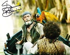 DAVID BAILIE as Cotton - Pirates Of The Caribbean Genuine Autograph