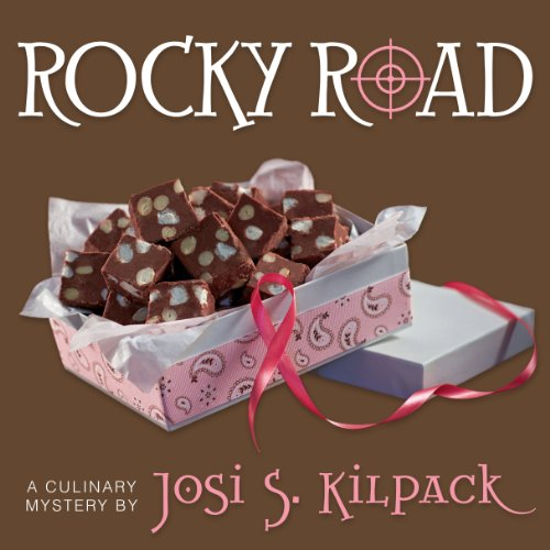 Rocky Road audiobook cover art