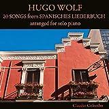 Spanisches Liederbuch: No. 15, Auf dem grünen Balkon (Arr. for Solo Piano)
