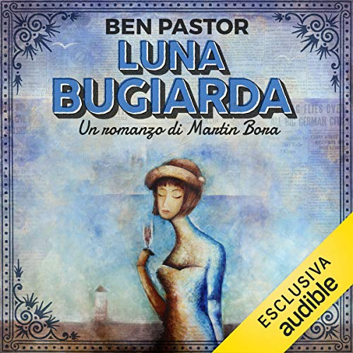 Luna bugiarda audiobook cover art