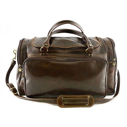 Dream Leather Bags Made in Italy toskanische echte Ledertaschen 43-2