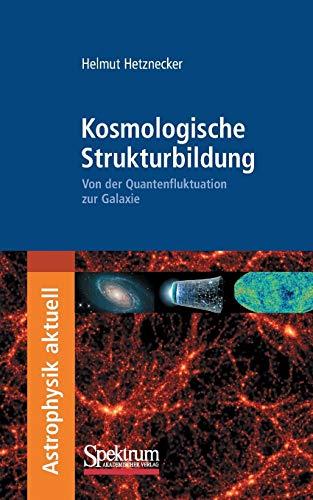 Kosmologische Strukturbildung: Von der Quantenfluktuation zur Galaxie (Astrophysik aktuell)