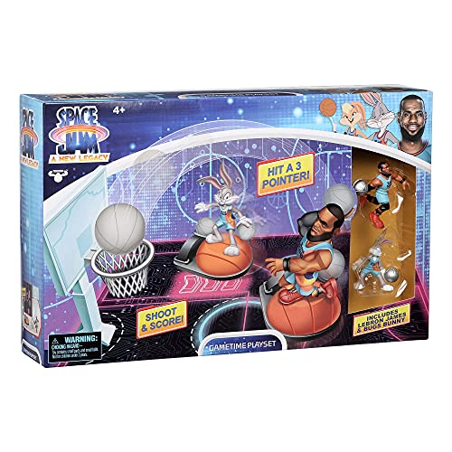 Famosa Space Jam Game Time Playset, Multicolore, 700016840