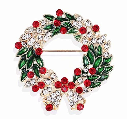 WayOuter Brooch Fantasy Crystal Jewellery for Women Clothes Brooches Accessories