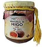 Mermelada Extra Artesanal de Higo - 445 g - Procedente de España - Casera, de Alta Calidad & 100% Natural - Amplia Variedad de Deliciosos Sabores