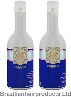 Mini Kit Eternity Liss Perola Keratin Duo 2 x 250ml Shampooo and Keratin