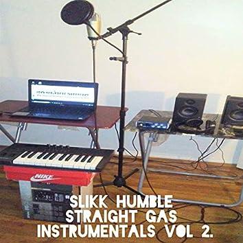 Straight Gas Instrumentals Vol 2.