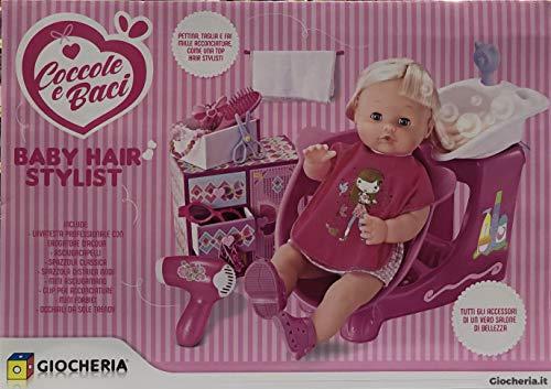 LIBROLANDIA Giocheria GGI190217 Prezzo Pazzo - Bambola Parrucchiera