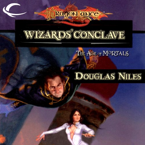 Wizards' Conclave audiobook cover art