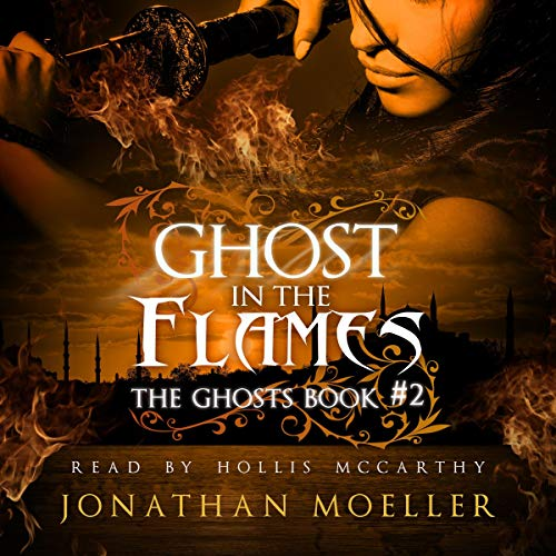 Ghost in the Flames cover art