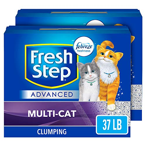 Fresh Step Advanced Multi-Cat 38lb