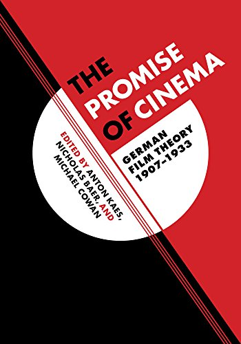 Promise of Cinema: German Film Theory, 1907-1933 (Weimar and Now: German Cultural Criticism, Band 49)