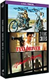 Coffret culte 3 films : easy rider ; taxi driver ; midnight express [FR Import]