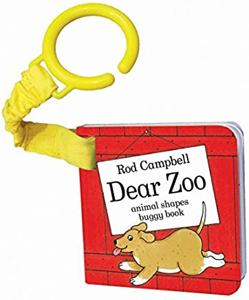 [Dear Zoo Animal Shapes Buggy Book] [By: Campbell, Rod] [August, 2011]