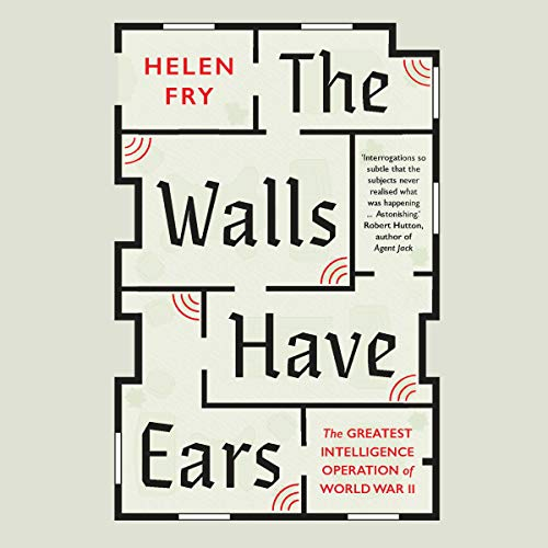 The Walls Have Ears audiobook cover art