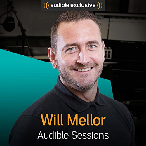 Will Mellor cover art