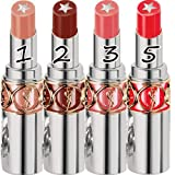 Yves Saint Laurent Rouge Volupt㉠Rock'N Shine Lipstick #6-Orange Speaker 4 ml