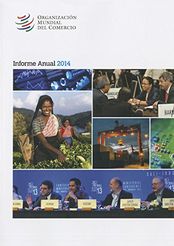 Informe Anual 2014 (World Trade Organization Annual Report)