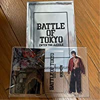 BATTLE OF TOKYO ENTER THE Jr.EXILE THE RAMPAGE 陣 アクリルスタンド ROWDYSHOGUN GOEMON