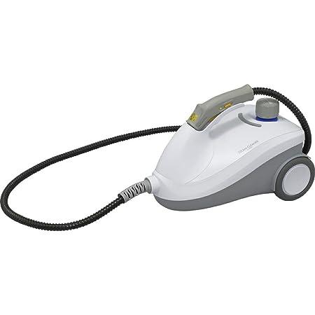 アイリスオーヤマ 除菌 掃除 年末清掃 スチームクリーナー キャニスタータイプ 消臭 ホワイト STM-416-W