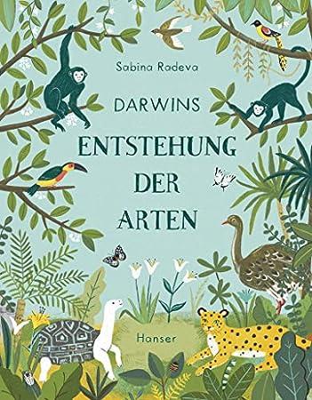 Kinderbuch Darwins Entstehung der Arten