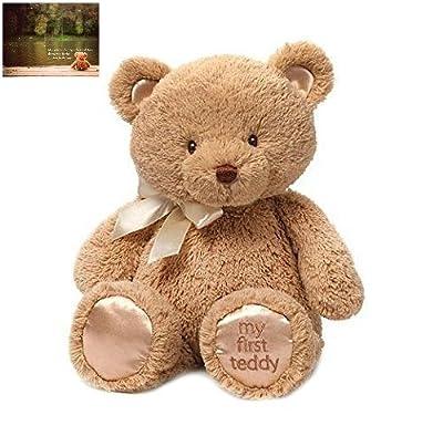 Gund My First Teddy Bear Stuffed Animal