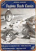 1952年デイトナビーチストックカーレーシンググッズウォールアート