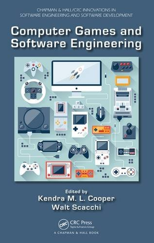 Compare Textbook Prices for Computer Games and Software Engineering Chapman & Hall/CRC Innovations in Software Engineering and Software Development Series 1 Edition ISBN 9781482226683 by Cooper, Kendra M. L.,Scacchi, Walt