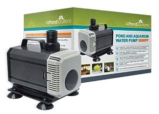 All Pond Solutions Submersible Aquarium Water Pump, 3000 Litre (B002NLIBZ0) | Amazon price tracker / tracking, Amazon price history charts, Amazon price watches, Amazon price drop alerts