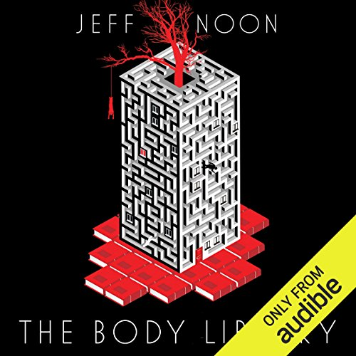 The Body Library audiobook cover art