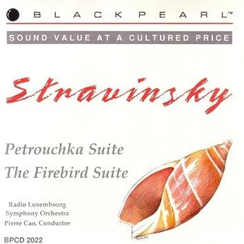 Stravinsky: Petrouchka Suite / The Firebird Suite