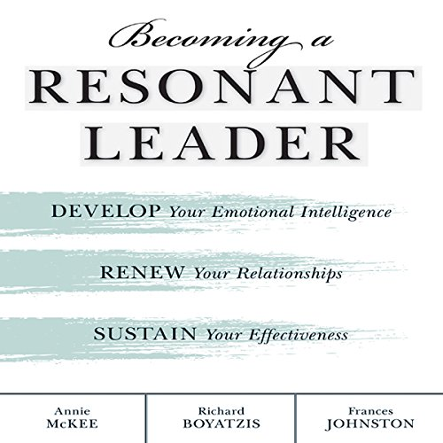 Becoming a Resonant Leader cover art