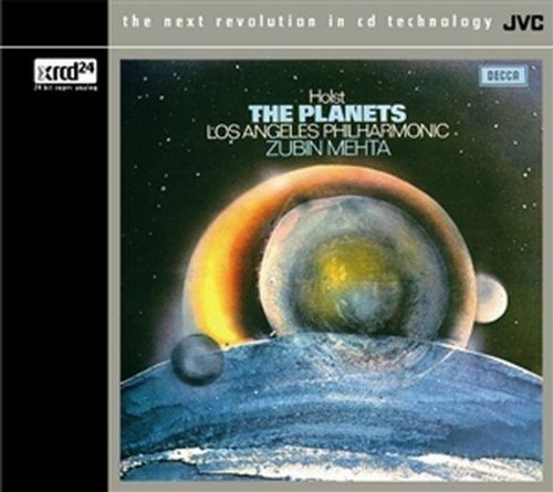 Holst - The Planets (XRCD)