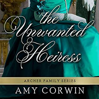 The Unwanted Heiress cover art