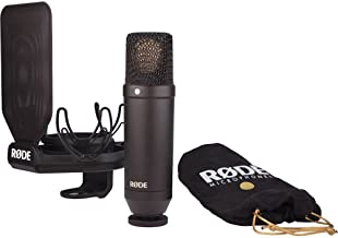 Rode NT1KIT Cardioid Condenser Microphone Package