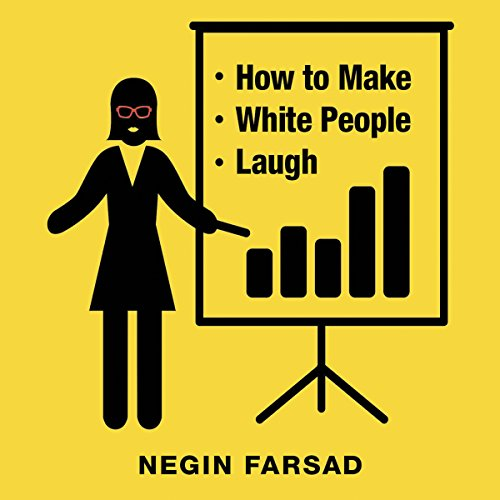 How to Make White People Laugh audiobook cover art